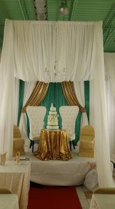 backdrop,wedding, party, decorations, snr event rentals