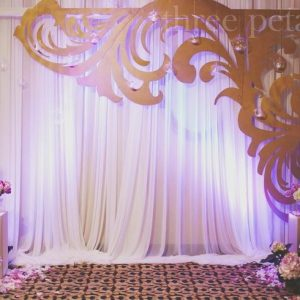 Backdrop Design