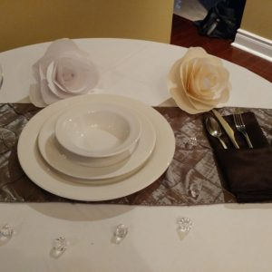 Gold Dish Package