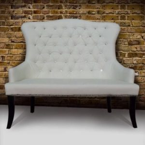 King and Queen Loveseat