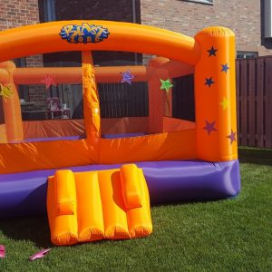The Superstar Inflatable Party Moonwalk