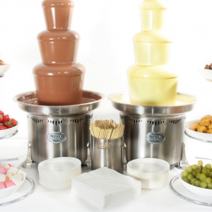 Gold Chocolate Fountain Package